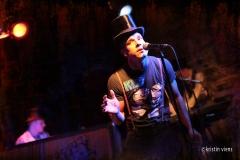 Jeff Palmiotti  &  the Hey Rube